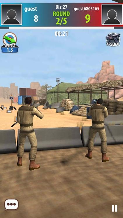 Shooting Battle 3D