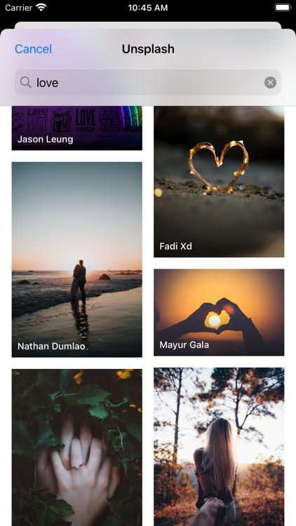 Color Photo Calendar Widget screenshot-7