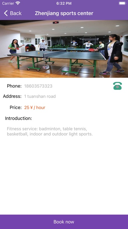 Play table tennis together screenshot-3