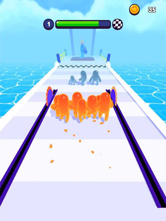 Join Blob Clash 3Dのおすすめ画像1