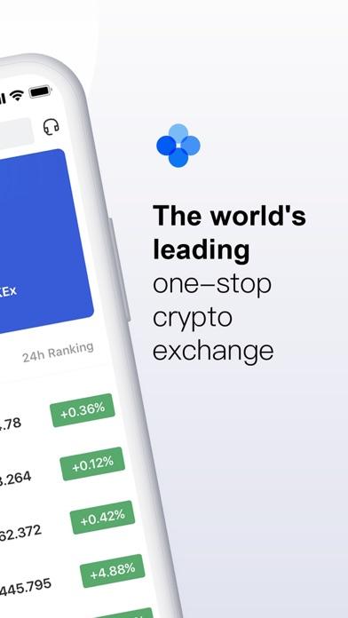 OKEx - Bitcoin,Cryptocurrencyのおすすめ画像2