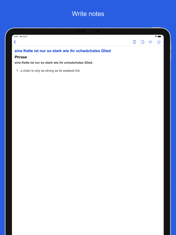 German Idioms, Proverbs screenshot 13