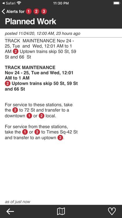 Underway: NYC Subway Transit screenshot-4