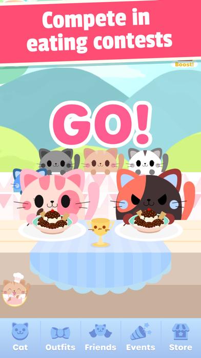 Greedy Cats: Kitty Clicker screenshot 4
