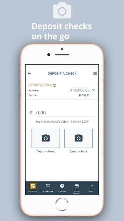 SchoolsFirst FCU Mobile screenshot-3