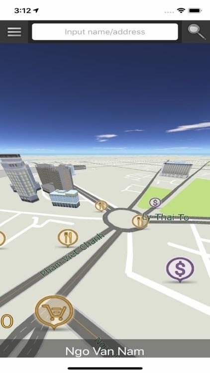 GPS Navigation Vietnam screenshot-5
