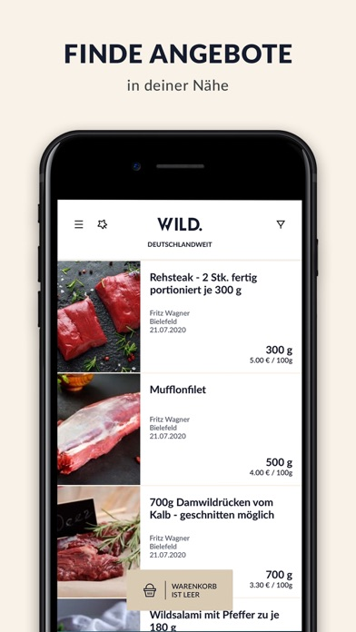 WILD.vertrauenScreenshot von 1