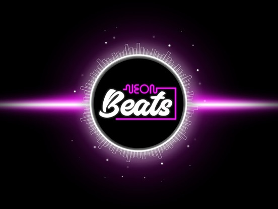 Ipad Screen Shot Neon Beats 5