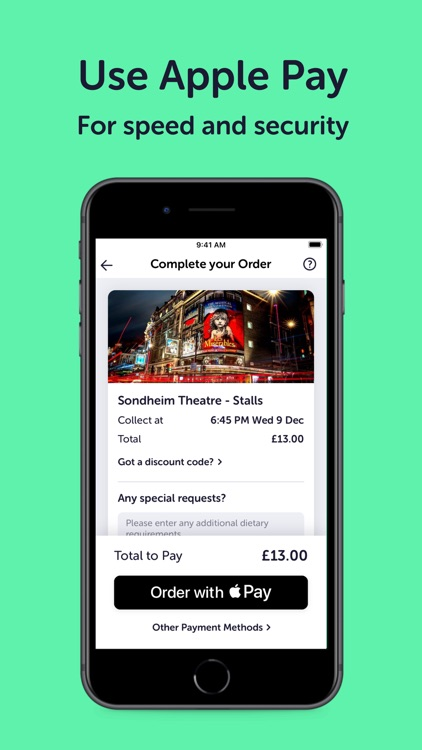 Dines - Mobile Ordering