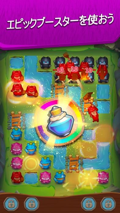 Cat Force - Puzzle Gameのスクリーンショット6
