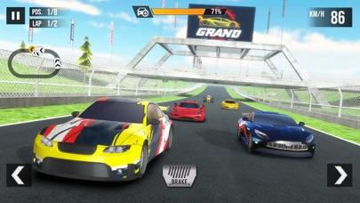 لعبة سباق سيارات سريعة ثري ديلقطة شاشة5