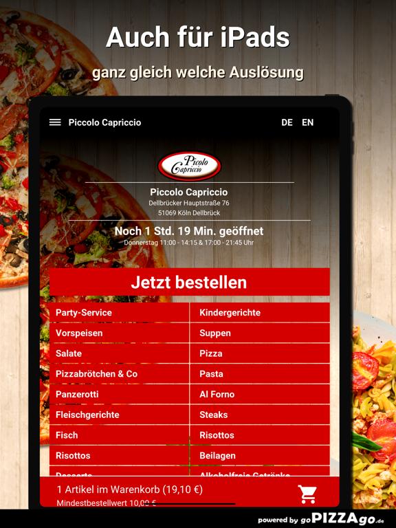 Capriccio Köln Dellbrück screenshot 7