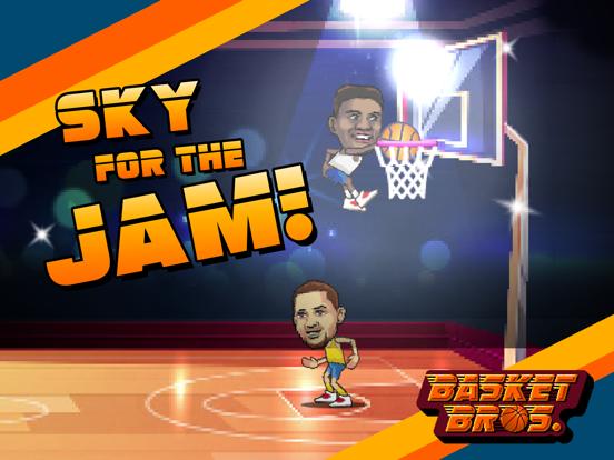 BasketBros.io screenshot 5