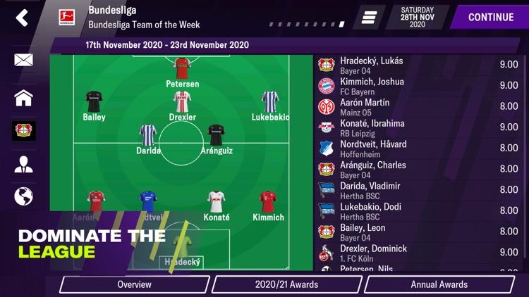 Football Manager 2021 Mobile screenshot-8