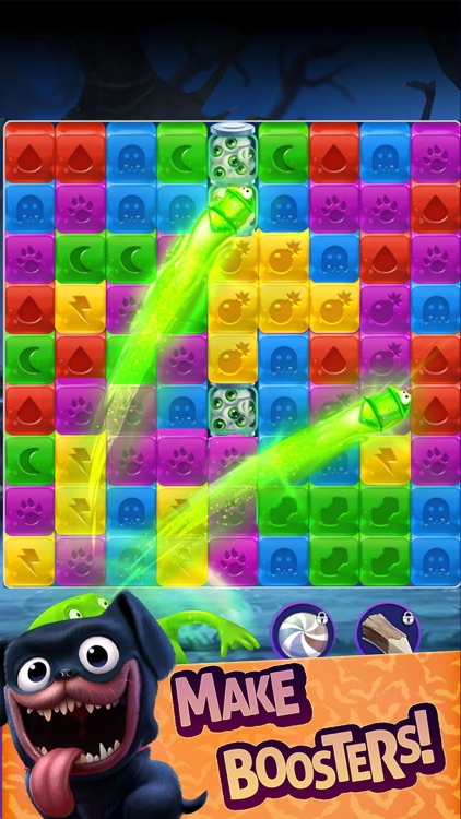 Hotel Transylvania Blast Game screenshot-2