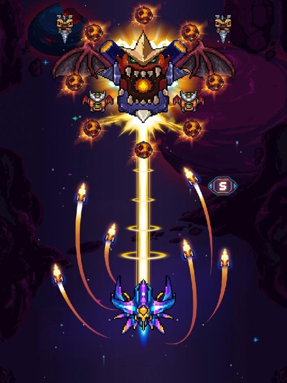 Galaxiga - Classic 80s Arcade screenshot 9
