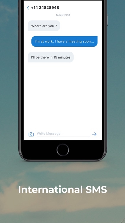 SMS & Flash Call - WWCall screenshot-4