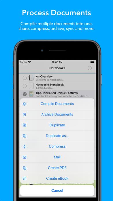 Скриншот №6 к Notebooks 10 Write  Organize