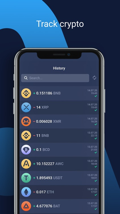 Atomic Wallet screenshot-9