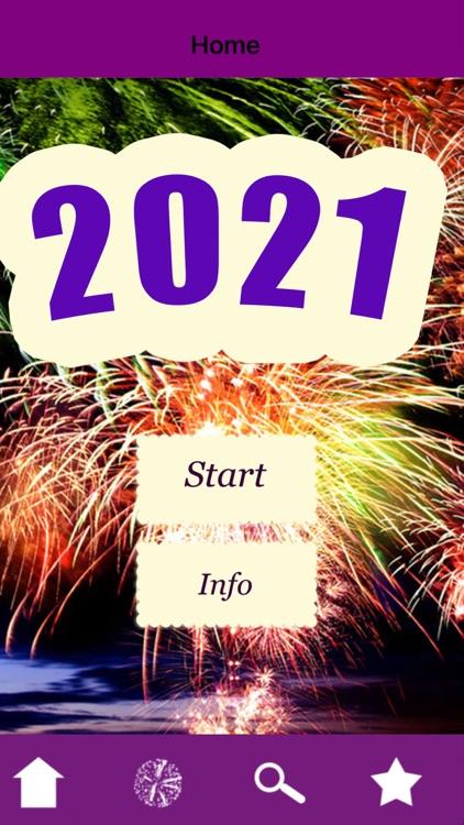 Happy New Year 2021 Greetings! screenshot-3