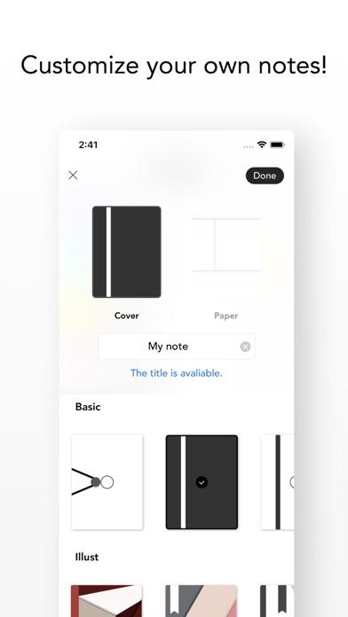 Flexcil 2 ノート&PDFリーダーのスクリーンショット5