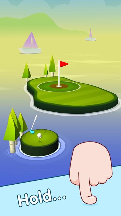 Pop Shot! Golf screenshot-0