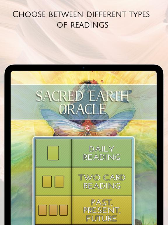 Sacred Earth Oracle screenshot 15