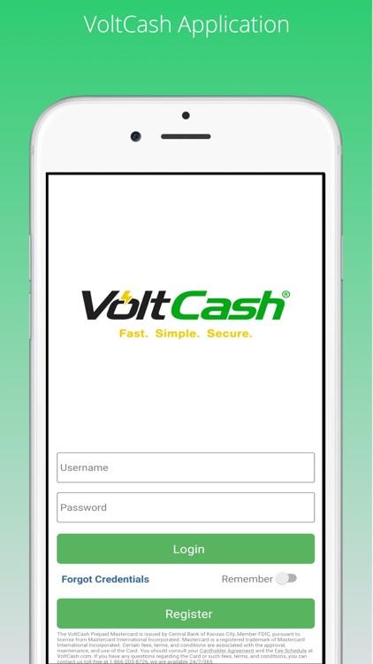 VoltCash