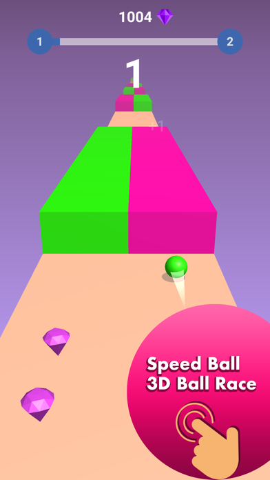Speed Ball - 3D Ball Race紹介画像3