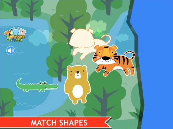 LuLu ZOO Kids Game screenshot 14