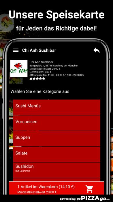 Chi Anh Sushibar Garching screenshot 4
