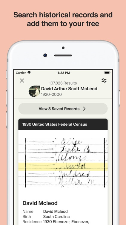 Ancestry: Your family story screenshot-3