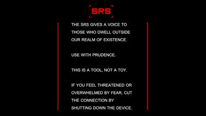 Screen Shot SRS Tool 2