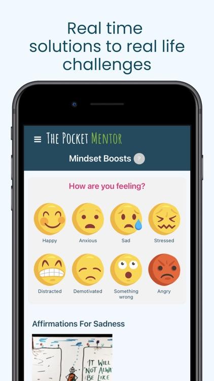 The Pocket Mentor screenshot-3