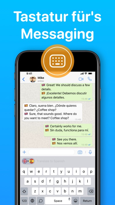 messages.download iTranslate Übersetzer software