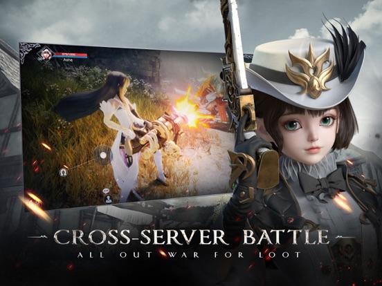 iPad Image of Forsaken World:Gods and Demons