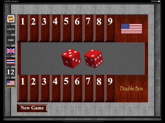 Screenshot #6 pour Shut the Box Classic