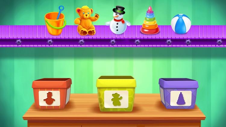 Brain Learning Games Preschool screenshot-4