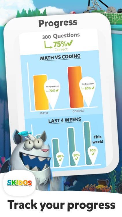 Multiplication Games for Kids screenshot-7