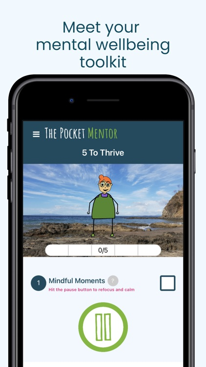 The Pocket Mentor