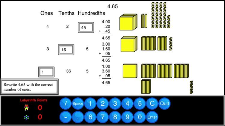 5th Grade Math - Math Galaxy screenshot-0