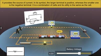 Electric Circuit Diagram screenshot 5