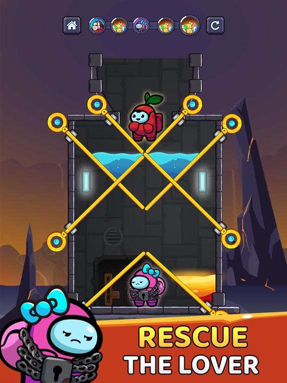 Impostor War - Rescue Impostor screenshot 11