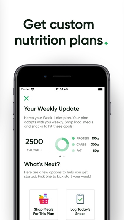 FitGenie: Macro & Food Tracker