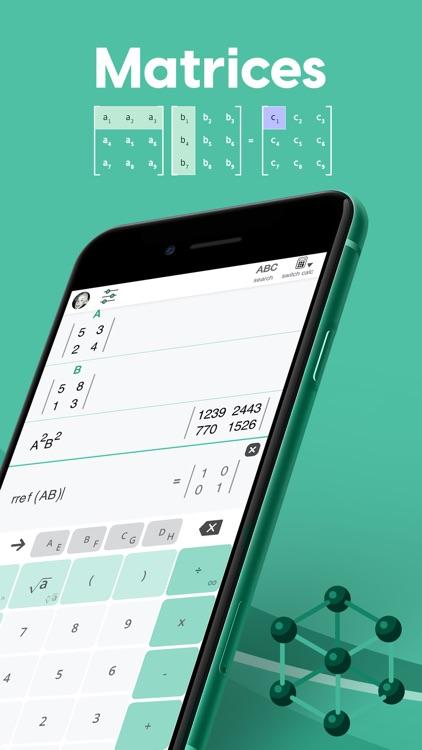 Class Calc Graphing Calculator screenshot-5