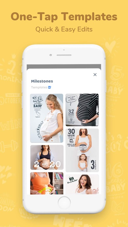 Baby Photo Edit & Story Maker screenshot-5
