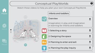 Fleer's Conceptual PlayWorlds screenshot 1