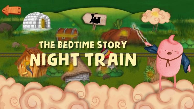 Bedtime Stories - Night Train screenshot-0