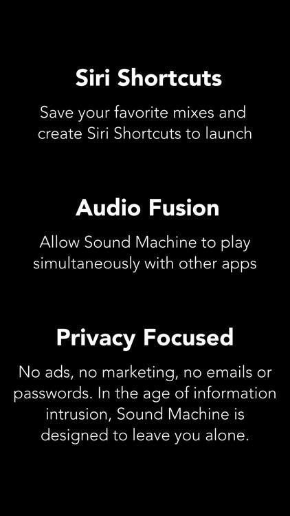 Sound Machine - White Noise screenshot-6