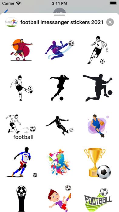 football stickers 2021紹介画像9